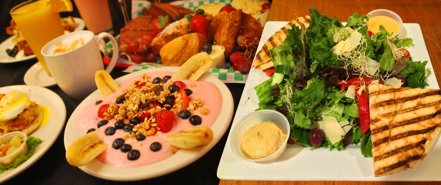 Berry Fresh Cafe Breakfast and Lunch